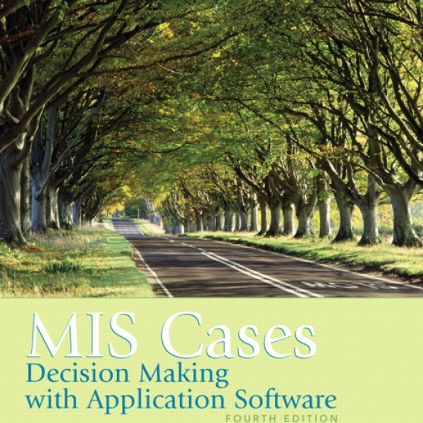mis case solutions Case media used with permission from cbs interactive, inc case study 77 | introduction to mis improving information management for students to self administer.