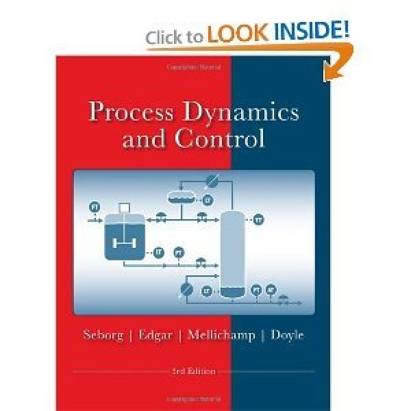 Process. Dynamics. And. Control. Seborg. 2nd. Ch18 solutions | mean.